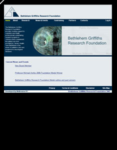 Bethlehem Griffiths Foundation